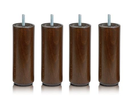 Cylindre Noyer 20 cm
