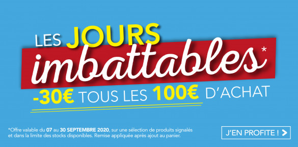 Les jours imbattables