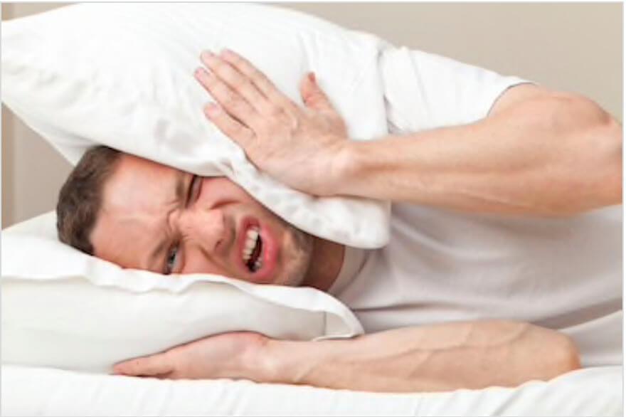 Le bruit perturbe votre sommeil !