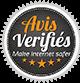 Bloc Avis Vérifiés listing